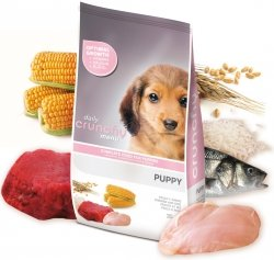 Crunchy Dog Puppy 20kg Menu