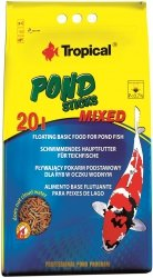 Trop. Pond 40617 Sticks Mixed 20L worek
