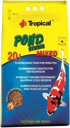 Trop. Pond 40617 Sticks Mixed 20L worek