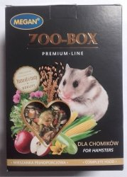 Megan ME200 Zoo-Box dla chomika 520g
