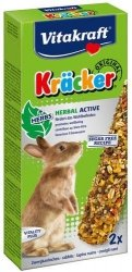 Vitakraft 25340 Kracker 2szt Królik Herbal Active
