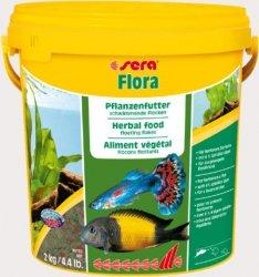 Sera 00690 Flora 10L - 2kg płatki roślinne