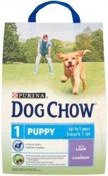 Purina Dog Chow 2,5kg Puppy Lamb&Rice