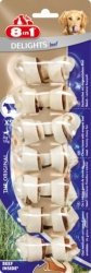 8in1 108733 Przysmak Beef Delig Bones XS 7szt