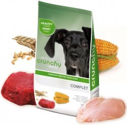 Crunchy Dog Adult 20kg Menu Complet
