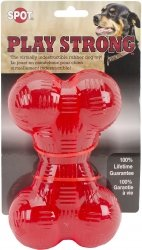 Ethical 54005-3 Play Strong Rubber kość 6,5''