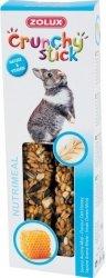 Zolux 209241 Crunchy Stick szczur owies jajko 115g