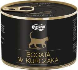Natural Taste Cat 7493 Bogate w kurczaka 185g