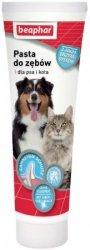 Beaphar 12789 Pasta do zębów dla kota i psa 100g