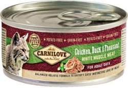Carnilove Cat 8974 100g Adult Chicken Duck Pheas