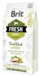 Brit Fresh 0816 Active 12kg Duck Millet