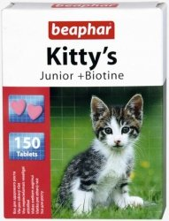 Beaphar 12781 Kitty's Junior 150szt