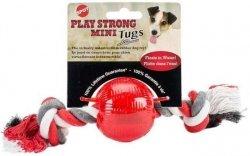 Ethical 54101-2 Play Strong Mini piłka ze sznurkie