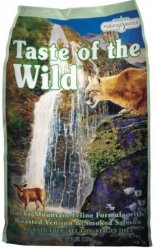 Taste of the Wild Cat 2314 Rocky Mountain 2kg