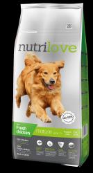 Nutrilove Dog 11487 Mature +7 12kg kurczak