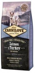 Carnilove Dog 8839 Puppies Salmon Turkey 1,5kg