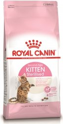 Royal 249570 Kitten Sterilised 400g