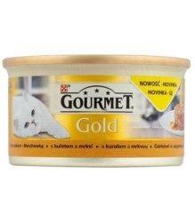 Gourmet Gold 85g Kurczak Marchew