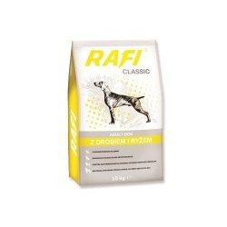 Rafi sucha karma dla psa 10kg z drobiem