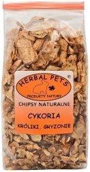 Herbal Pets 4876 Chipsy Natural - Cykoria 125g