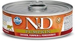 ND Cat 2079 Pumpkin Adult 80g Boar Apple
