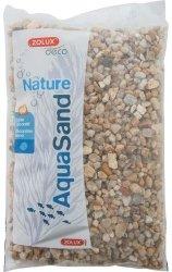 ZOLUX 346403 Żwirek Aqua Nature kwarc gruby 1kg