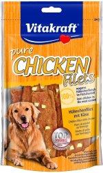Vitakraft 31363 Chicken Filets kurczak i ser 80g