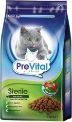 PreVital 10942 sucha dla kota 350g Sterile