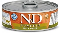 ND Cat 2093 Pumpkin Adult 80g Duck