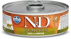 ND Cat 2093 Pumpkin Adult 80g Duck