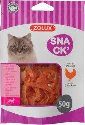 Zolux 582150 Przysmak dla kota mini filet kura 50*