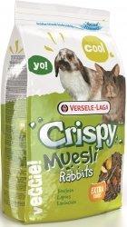 VL 461700 Crispy Museli 400g mieszanka królik