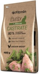 Fitmin Cat 400g Purity Castrate