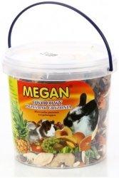Megan ME45 Owocowy przysmak gryzonia 1 l/370g