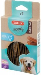 Zolux 482179 MOOKY Puppy Stick'O Dent Dental 7szt