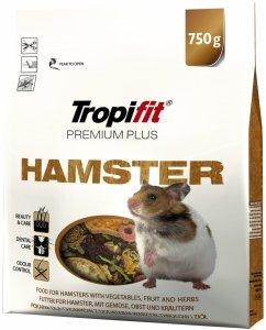 Trop. 50412 Tropifit Hamster Premium Plus 750g