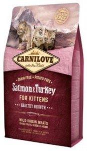 Carnilove Cat 2225 Kitten Salmon& Turkey 2kg