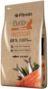 Fitmin Cat 400g Purity Indoor