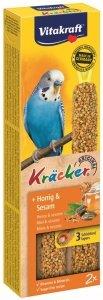 Vitakraft 2382 Kracker Falista 2szt Miód Sezam