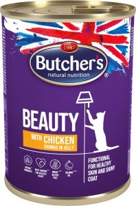 Butchers 4073 Cat Functional Beauty Chickien 400g