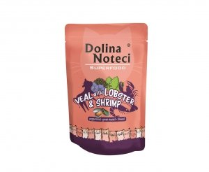 Dolina Noteci 4739 SuperFood Cielęcina Homar 85g