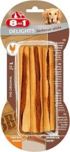 8in1 125143 Przysmak Delights Barbecue Sticks