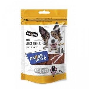 Pausesnack 2114 przysmak pies filet z kaczki 80g