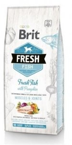 Brit Fresh 0779 Adult Large 12kg Fish & Pumpkin