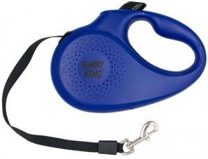Barry King 17072 Smycz auto L tape 5m niebieska