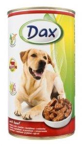 Dax 10088 puszka dla psa 1240g z Wołowiną