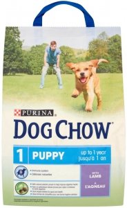 Purina 8657 Dog Chow 2,5kg Puppy Lamb&Rice