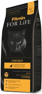Fitmin Cat 8kg For Life Chicken