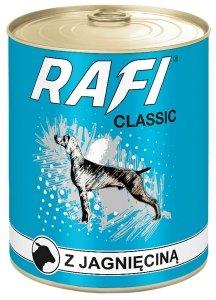 Rafi 3916 Classic 800g z jagnięcina dla psa