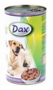 Dax 10736 puszka dla psa 1240g z Jagnięciną